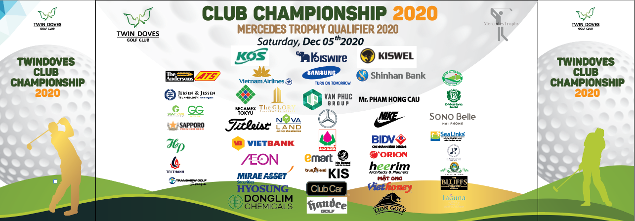 Result of Twin Doves Club Championship 2019