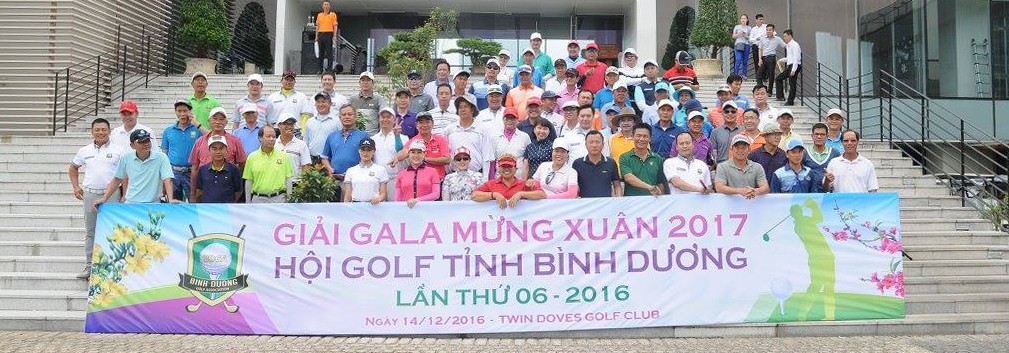 BINH DUONG GOLF ASSOCIATION GOLF TOURNAMENT