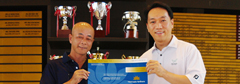 Congratulation to Mr. Le Huy Thuy