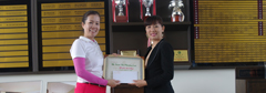 Congratulation to Ms. Tran Thi Phuong Lan