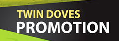 TWIN DOVES GOLF PROMOTION